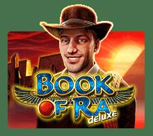 เกมสล็อต Book of Ra Deluxe