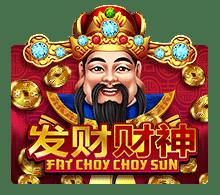 เกมสล็อต Fat Choy Choy Sun
