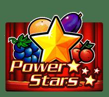 เกมสล็อต Power Stars